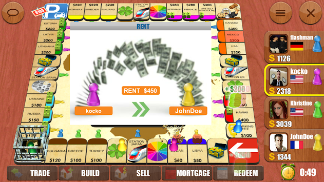 Rento - Dice Board Game Online APK screenshot thumbnail 2