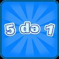 Game 5 də 1 APK for Kindle