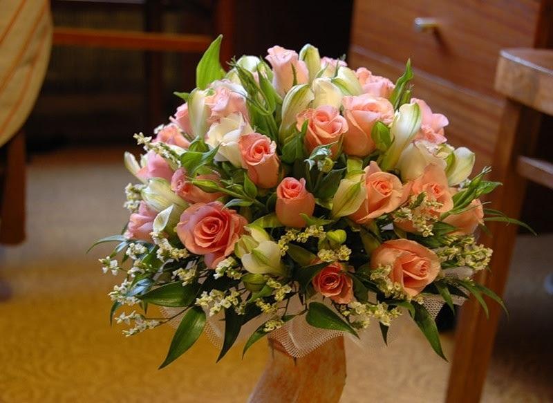 Букет на оловянную свадьбу