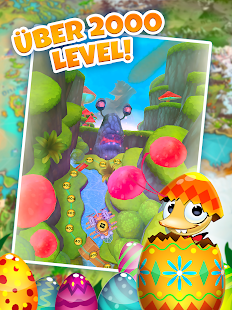 Best Fiends Puzzle-­Abenteuer Screenshot