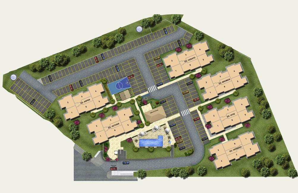 Apto 2 Dorm, Jardim Nova Vida, Cotia (AP14405) - Foto 12