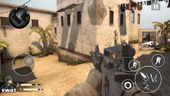 Modern Frontline Mission
