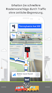 GPS Navigation Sygic Screenshot