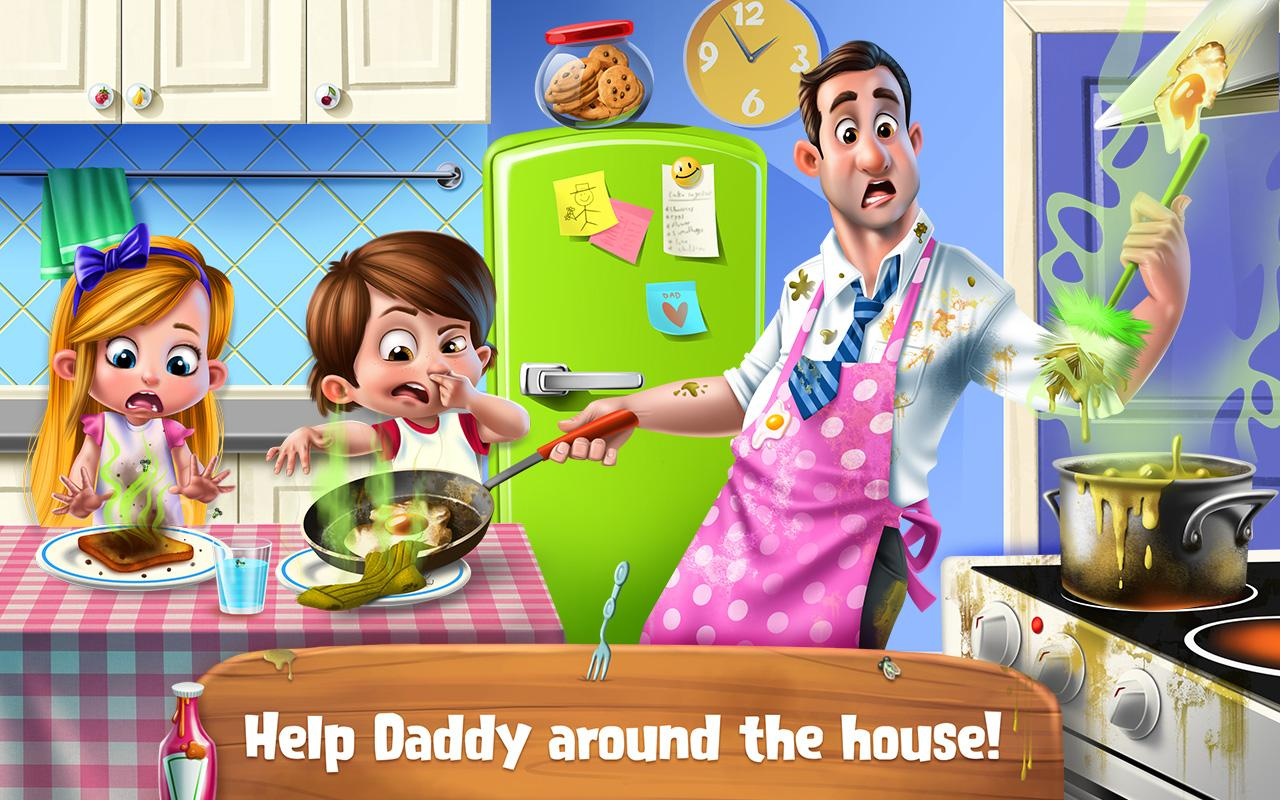 Daddy's Little Helper Screenshot 4