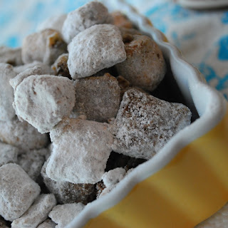 Nutella Mallow Puppy Chow