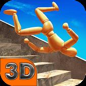 Game Stair Dummy Crash Test 3D APK for Windows Phone