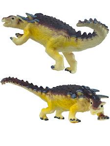 """Игрушка-фигурка серии """"Город Игр"""", динозавр сильвизавр L, со звуком"""