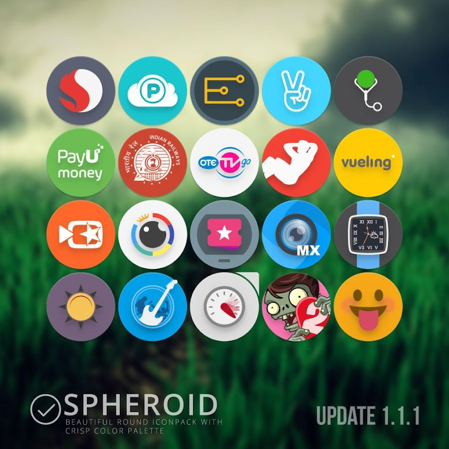 Spheroid Icon Screenshot 3