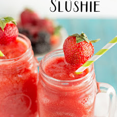 Strawberry Lemonade Slushies