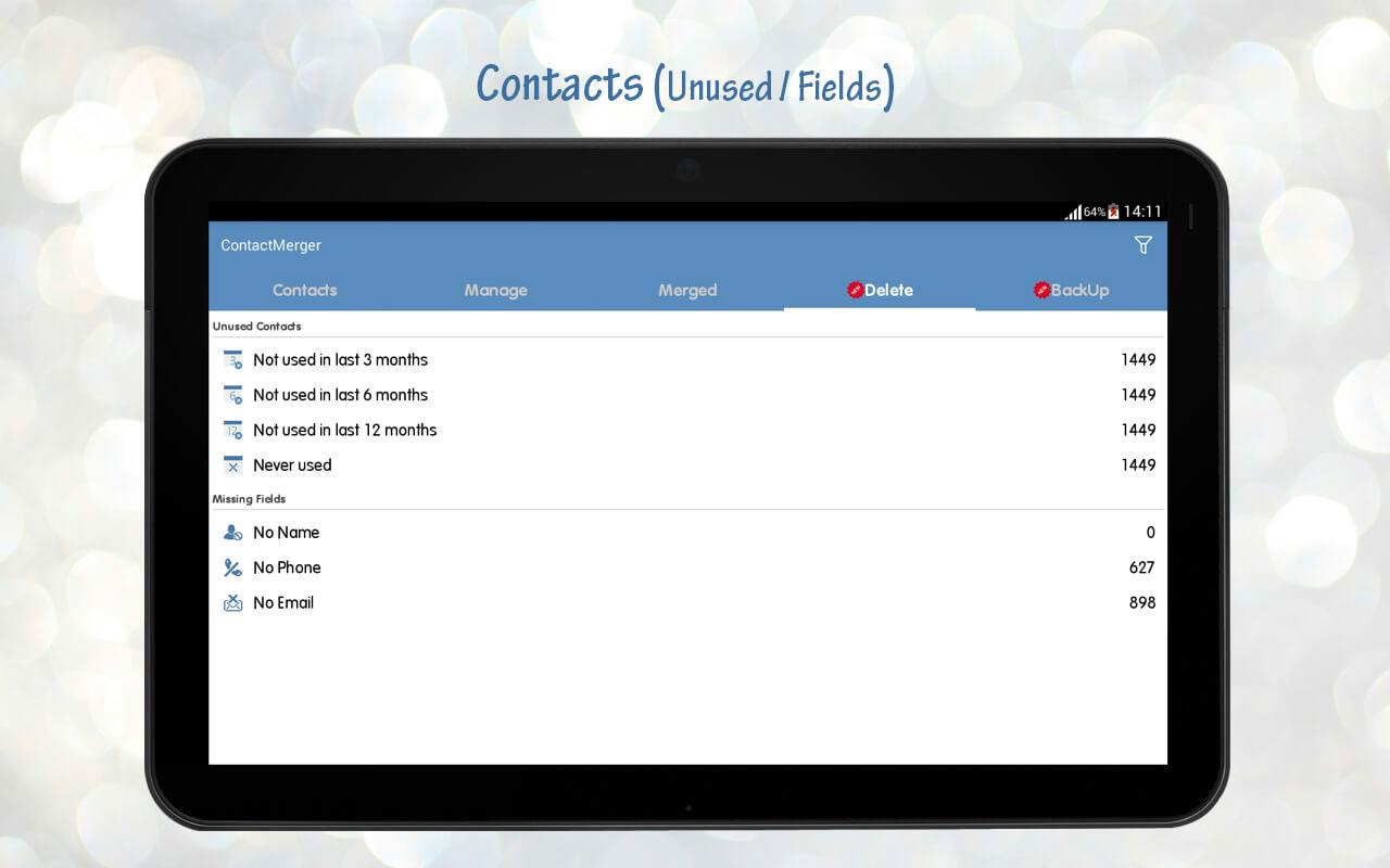 Duplicate Contact Merger Screenshot 13