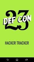 Screenshot of DEF CON Hacker Tracker