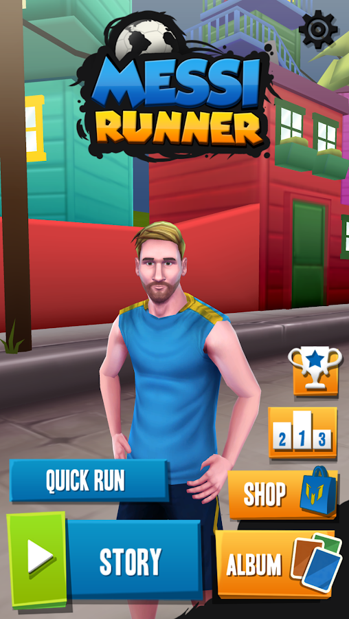 Messi Runner Screenshot 0