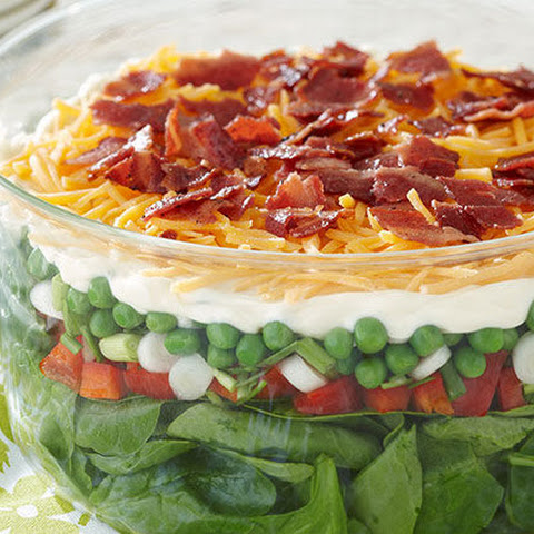 Seven-Layer Salad Made Over
