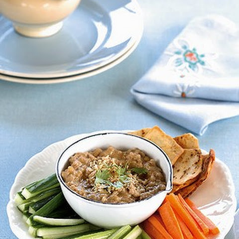 Pork And Peanut Dip
