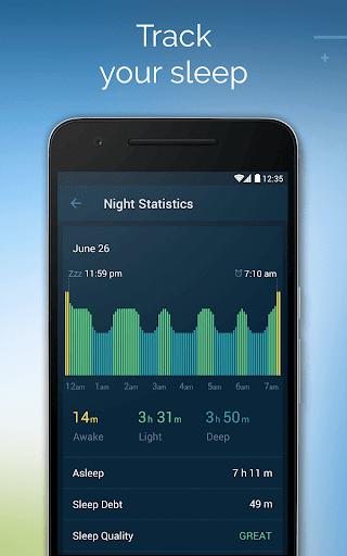 Good Morning Alarm Clock - screenshot