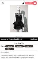 Screenshot of Viss - Shop, Fashion, Style