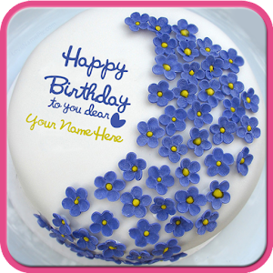 Birthday Cake Images With Name Vijay : Name Birthday Cakes (Offline) - Android Apps on Google Play