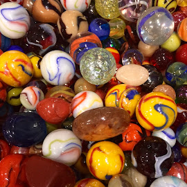 Gem Stones and Marbles by Lope Piamonte Jr - Artistic Objects Other Objects
