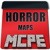 Horror Maps for Minecraft MCPE APK for Bluestacks