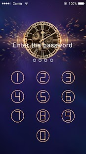 AppLock Theme Bell - screenshot