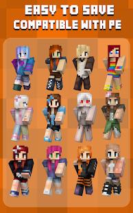 App Girl Skins for Minecraft APK for Kindle