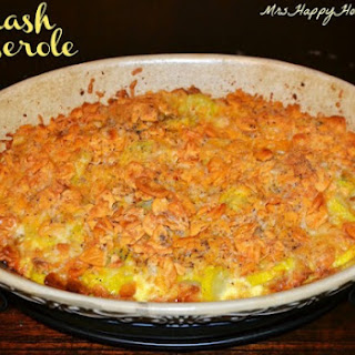 Squash Casserole Cheese Crackers Recipes