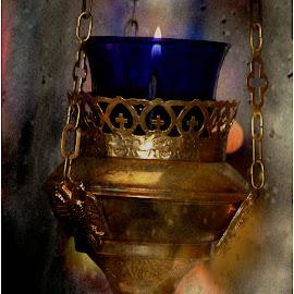 Light a Prayer for Me  by Richard Wilson - Digital Art Things