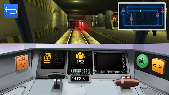 Game Driving Subway Simulator apk for kindle fire