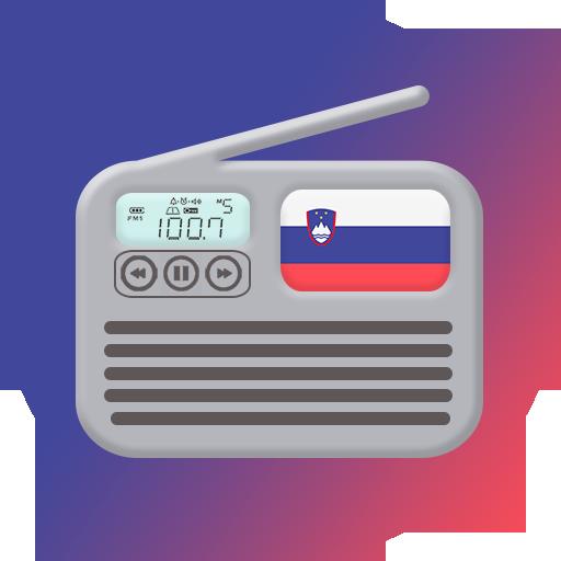 Android aplikacija Radio Slovenia: Live Radio, Online Radio na Android Srbija
