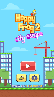 Hoppy Frog 2 - City Escape for pc