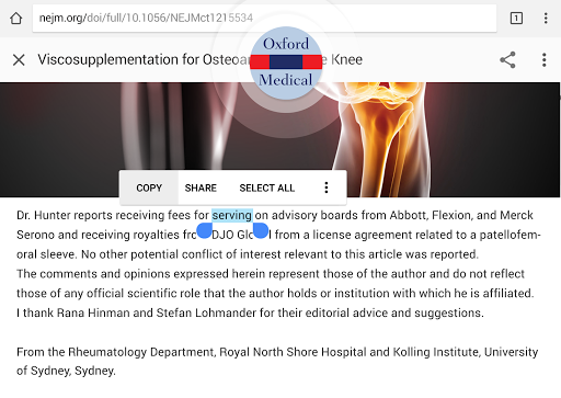 Oxford Medical Dictionary screenshot 19