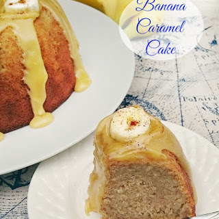 Banana Caramel Cake Recipes