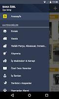 Screenshot of sahibinden.com