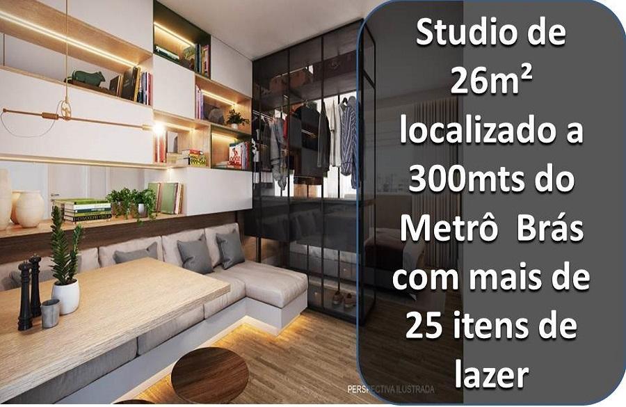 Apartamento à Venda - Brás