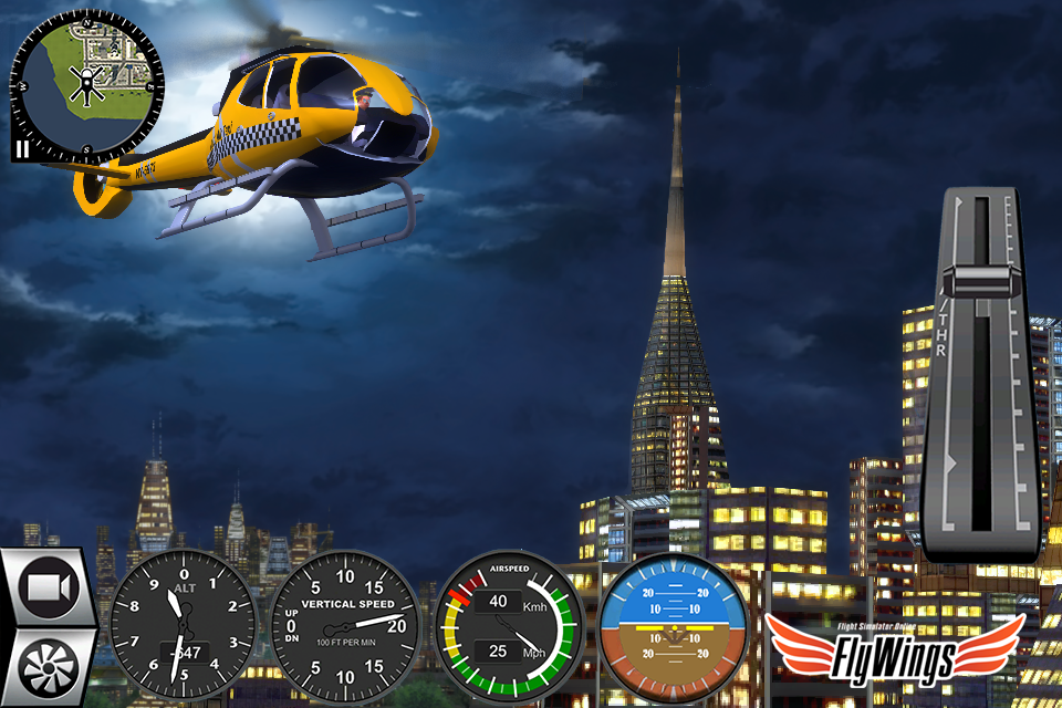 heli simulator freeware