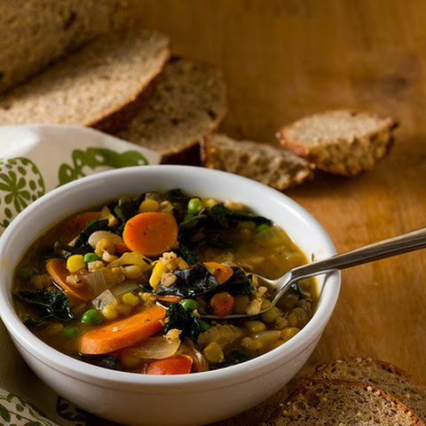 Weekend Vegetable Stew