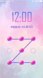 Applock Theme Colors - screenshot