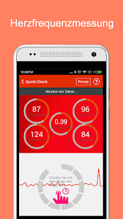 iCare Health Monitor Pro Screenshot