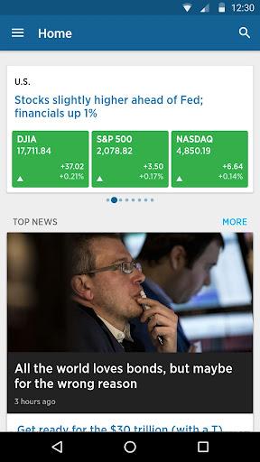 CNBC: Breaking Business News & Live Market Data screenshot 1