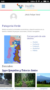 Patagonia Los Lagos - screenshot