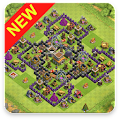 App Maps of Coc TH8 APK for Kindle