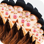 Crazy Snap Photo Effect Icon