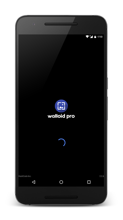 Walloid Pro: HD Wallpapers Screenshot 0