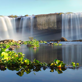 Dray Nur waterfall - Viet Nam by TAN NGUYEN MINH - Landscapes Waterscapes
