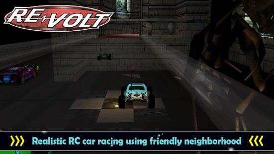 RE-VOLT Classic 3D (Premium) Cheats unlim gold