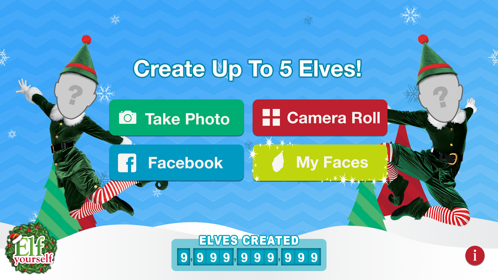 ElfYourself by Office Depot Screenshot 1