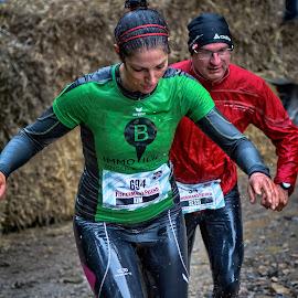 Go go Kim !!!  by Dragan Rakocevic - Sports & Fitness Other Sports