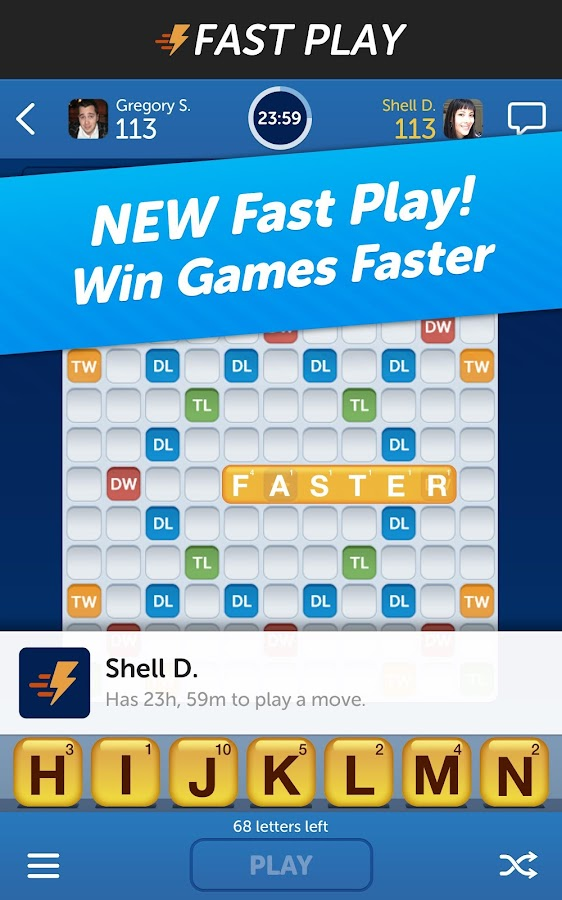 Words With Friends – Play Free Screenshot 10