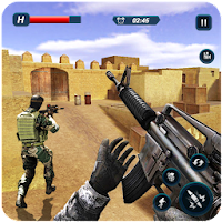 Counter Terrorist Shooting Critical Shoot Attack on PC / Windows 7.8.10 & MAC