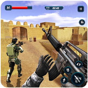 Counter Terrorist Shooting Critical Shoot Attack Online PC (Windows / MAC)